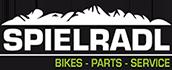 SpielRadl Jenbach – Onlineshop für Fahrräder in Tirol Logo